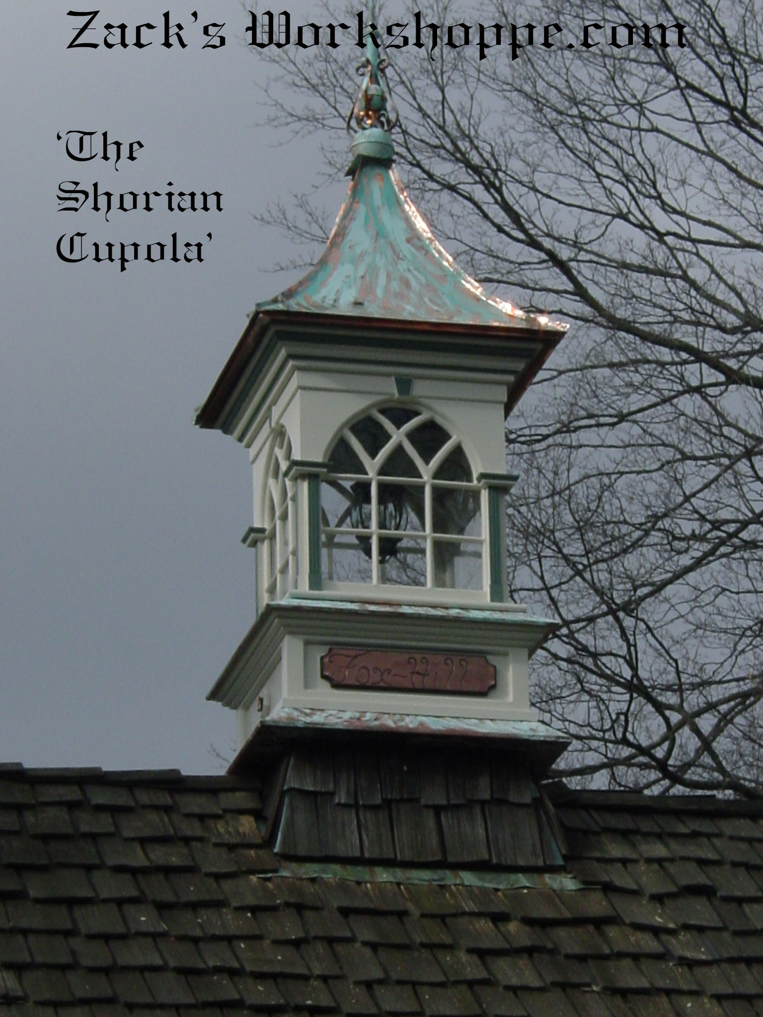 Cupolas Cupola Copper Toppr Stable Horses Zack S