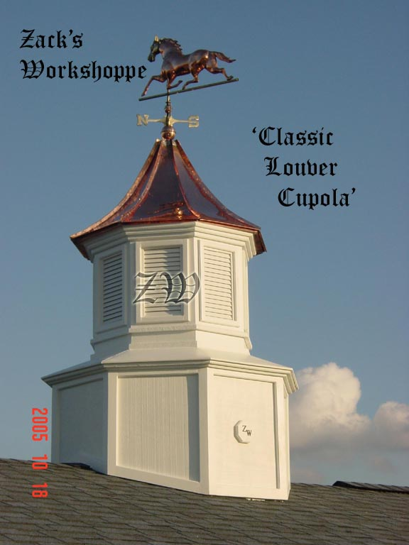 Cupolas Cupola Cupola Roofs Copper Topper Equisterian